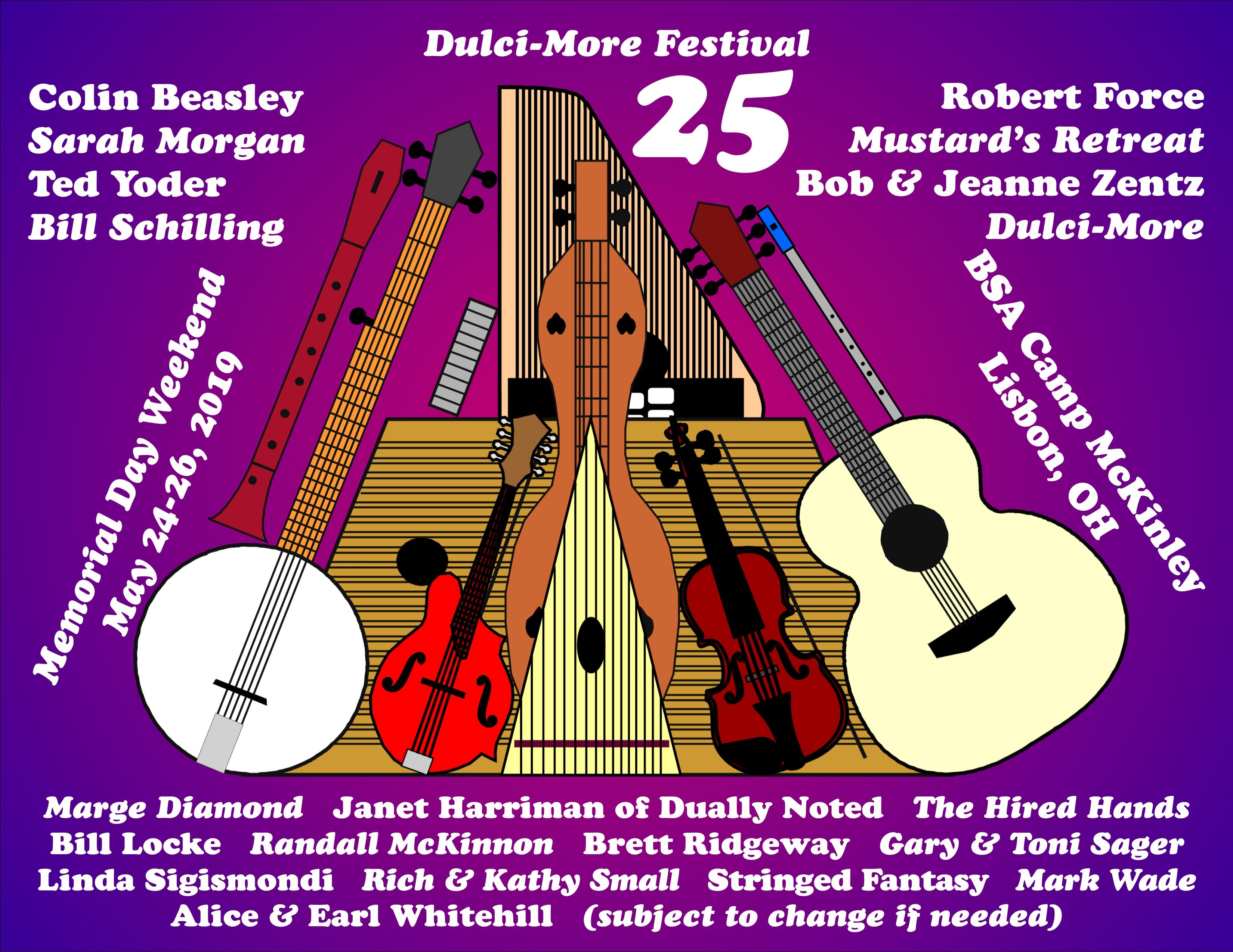 Dulci-More Festival 25